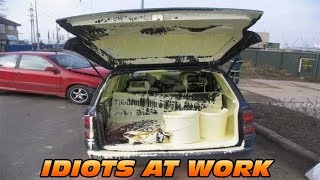 Total Idiots At Work #1 - Funny Fails Compilation