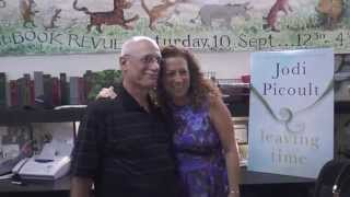 Jodi Picoult Talks About Her New Book