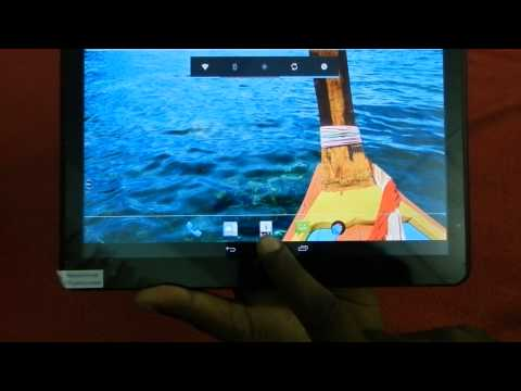 Iball Slide 3G Q1035 -Unboxing And Video Review