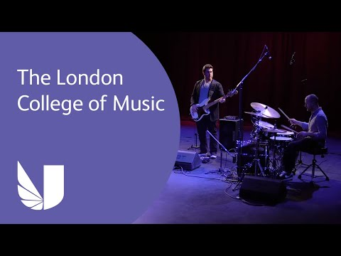 The London College of Music at the University of West London