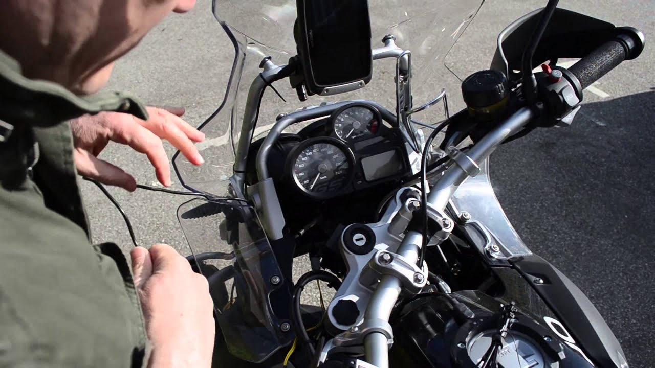hight resolution of how to wire tomtom rider 400 to bmw gps connector