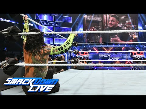 HINDI - Jeff Hardy vs. Randy Orton: SmackDown LIVE, 4 December, 2018