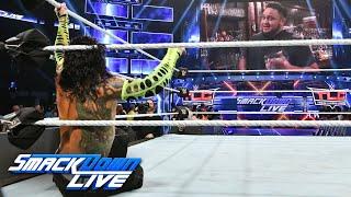 HINDI - Jeff Hardy vs. Randy Orton: SmackDown LIVE, 4 December, 2018
