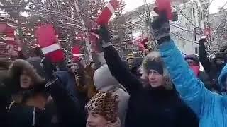 Новосибирск выдвинул Навального в президенты