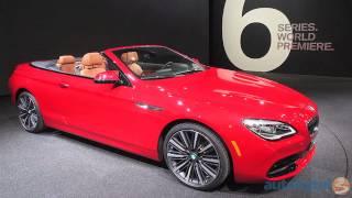 Fab 5 Convertible Cars @ Detroit Auto Show 2015