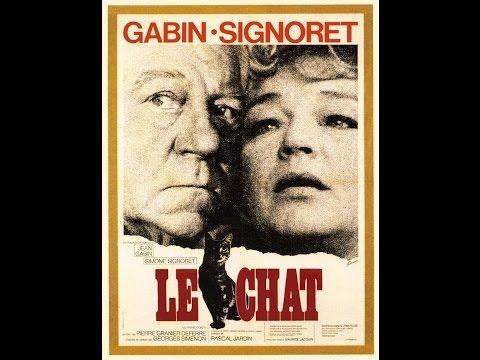 Musique du film Le Chat (Gabin/Signoret) - Piano Cover - Philippe Sarde