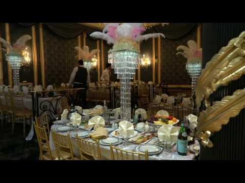 The best uzbek wedding decoration in brooklyn new york youtube the best uzbek wedding decoration in brooklyn new york junglespirit Images