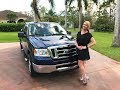Sold 2008 Ford F150 Supercab Xlt, Only 17k Miles, 1 Owner, For Sale By Autohaus Of Naples