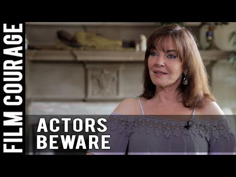 Actors Beware, Hollywood Feeds On Insecurity by Robin Riker