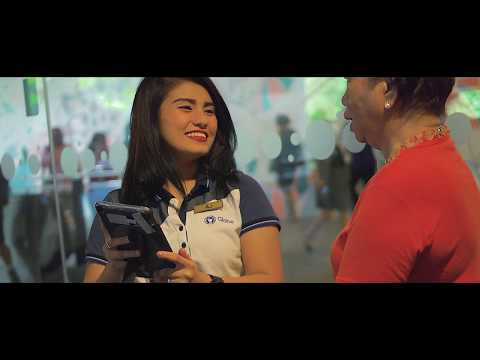 Epson POS Customer Story - Globe Telecom (Philippines)