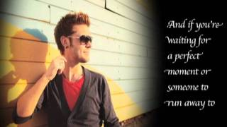 Time Will Tell - Andrew Allen (Lyrics in video)