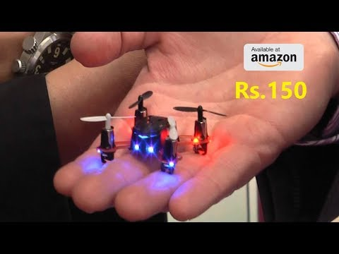 World's Smallest Drone With Camera | Best Drones 2018 | New Technology Gadgets