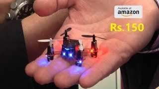 World s Smallest Drone With Camera | Best Drones 2018 | New Technology Gadgets