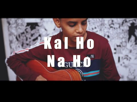 shahrukh-khan---kal-ho-na-ho-(har-ghadi-badal-rahi-hai)---guitar-cover-|-epipyama
