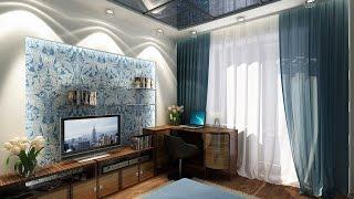 видео Гостиная: интерьер, оформление с угловым диваном, лучшие образцы в стиле прованс
