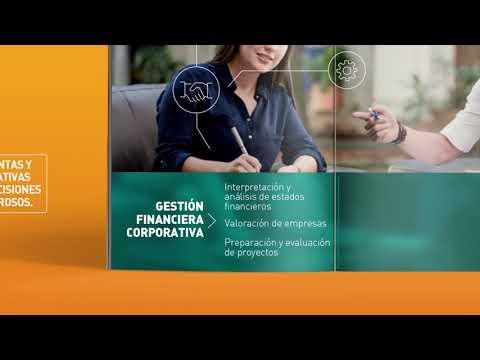 Especialización Finanzas Corporativas EIA