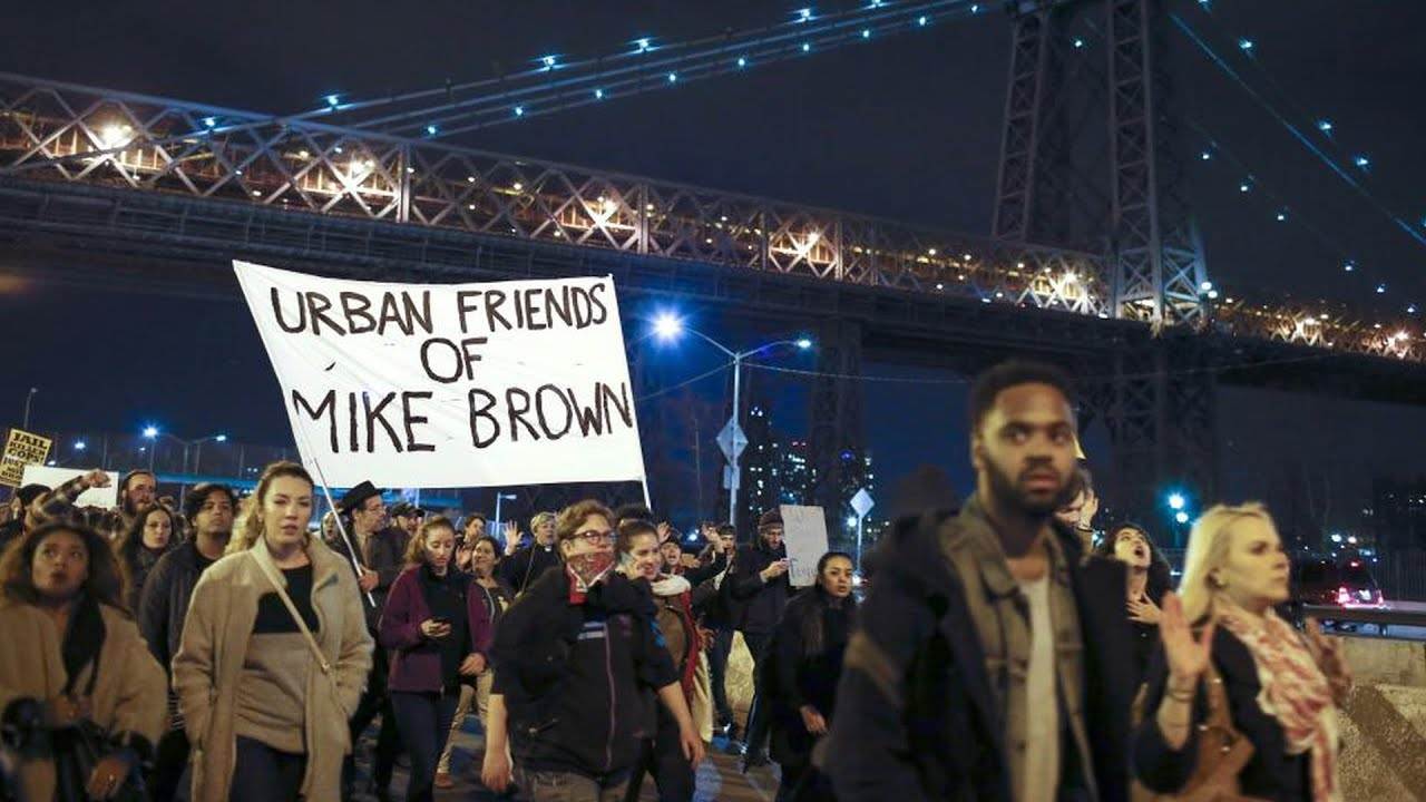 """Not One More Darren Wilson, Not One More Mike Brown"": National Protests Continue Ferguson Struggle"