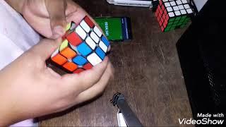 Armacion de cubo Rubik 3x3