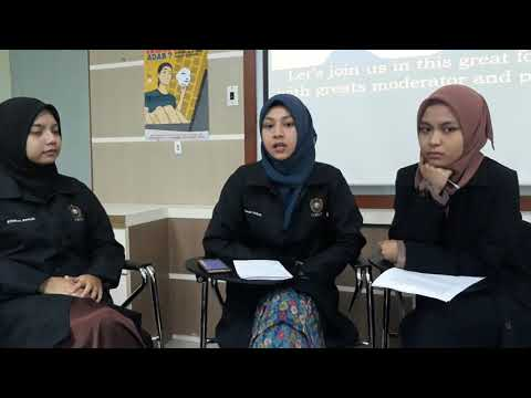 ENGLISH FORUM: WOMEN'S RIGHT IN MALAYSIA