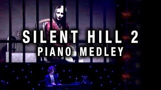 SILENT HILL 2 PIANO MEDLEY LIVE (Myuu @ San Japan)