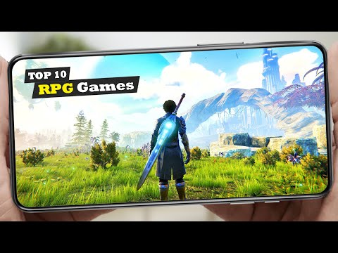 Top 10 Best RPG Games For Android And IOS! | High Graphics RPG Games