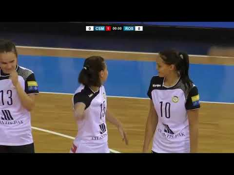 Vardar Trophy 2017 Day 1 - CSM Bucharest vs Rostov Don - FULL GAME