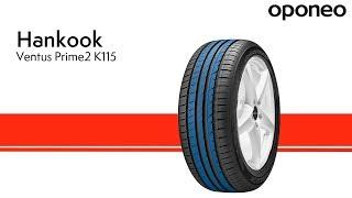 видео Hankook Ventus Prime 2 K115