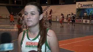 Ala direita Biana Vidal e a Goleira Cledileide demostram confiança para disputar o Cearense de Futsa