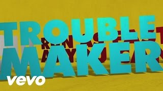 Repeat youtube video Olly Murs - Troublemaker (Lyric Video) ft. Flo Rida