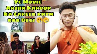 Sandeep Aur Pinky Faraar Trailer Reaction/Arjun Kapoor/Parineeti Chopra