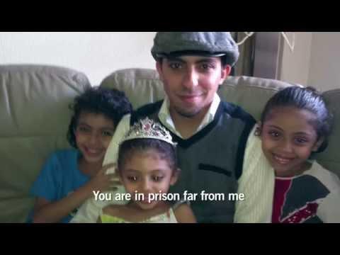 """Papa has to come back home"" - Raif Badawi's children speak"