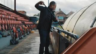 Getting Bootham Crescent Fan Ready | December 2020