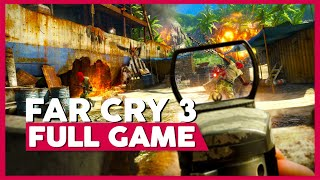 FarCry 3 | Fขll Gameplay/Playthrough | No Commentary [PC,PS3,X360,PS4,XB1] (60FPS)