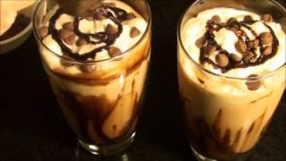 COLD COFFEE RECIPE IN URDU / HOW TO MAKE CREAMY COLD COFFEE * FARAH'S COOKING CHANNEL *