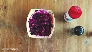 Как приготовить салат из свеклы быстро и вкусно