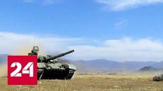 В Гюмри отметили 75-летие основания российской военной базы