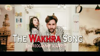 The Wakhra Song - Judgementall Hai Kya | Dance choreography | Scientist abhi ft. aarti