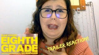 Eighth Grade Trailer Reaction!