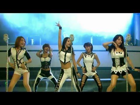 KARA - Step, 카라 - 스텝, Music Core 20111008