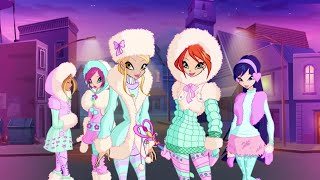Winx Club Season 6 Episode 17  The Town of Fearwood  Italian