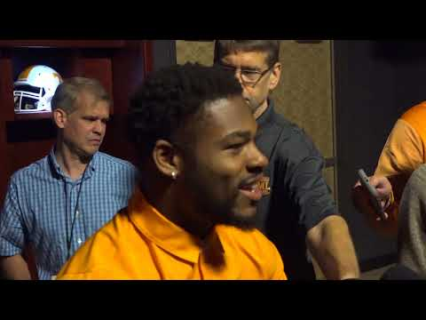Tennessee Football Media Availability - 9.6.17