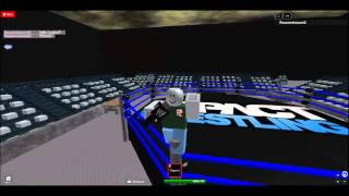 ROBLOX - Tna Impact at Wembley Arena, London!