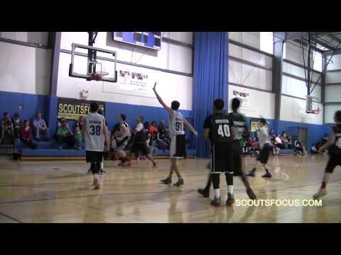 Team12 #40 Tazion Walls 5'6 135 marquette cathollic highschool 2015 MO