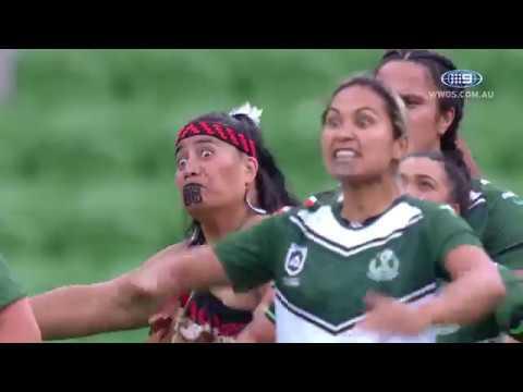NRLW Highlights: Indigenous All Stars v Maori All Stars