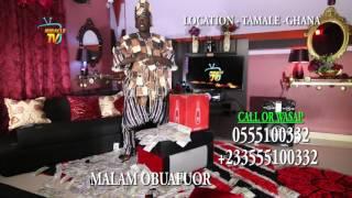 MALAM OBUAFUOR 2017 spiritual money