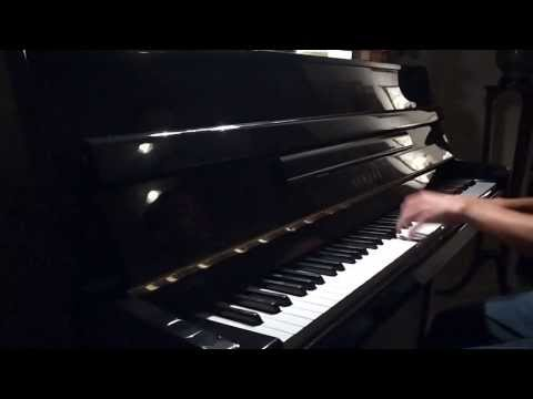 OneRepublic - Secrets Piano Cover (Liltranscriber) w/sheet music