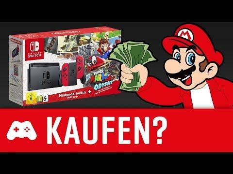 Jetzt die Nintendo Switch kaufen? Ist Super Mario Odyssey Grund genug?