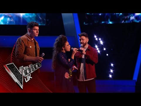 RYT Vs Jamie Grey - 'Falling Slowly': The Battles | The Voice UK 2018
