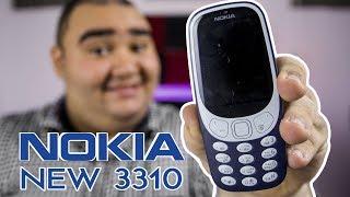 NEW Nokia 3310 Review | نوستالجيا الموبيلات !!