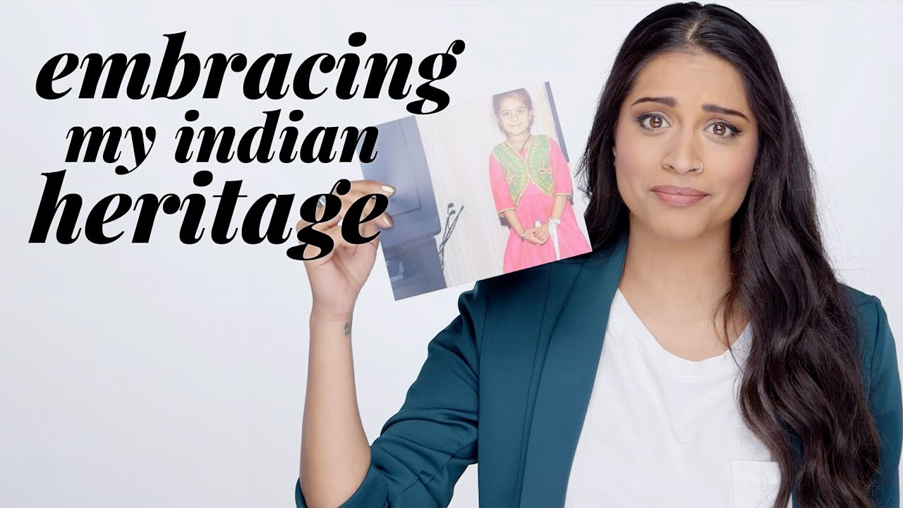 Good Friday Wallpaper With Quotes Embracing My Indian Heritage With Lilly Singh Pretty